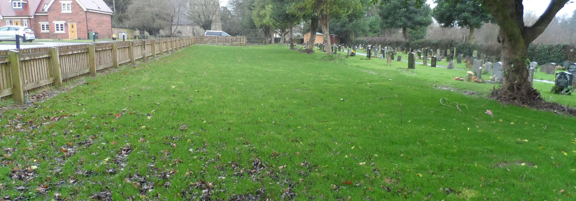 Burial Ground extension